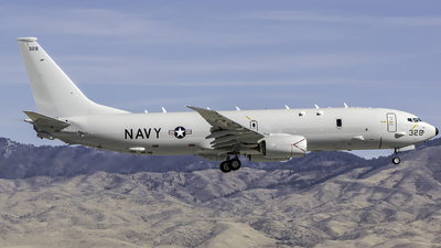 169328 - Boeing P-8A Poseidon - United States - US Navy (USN)