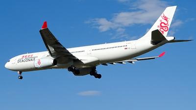 B-HYG - Airbus A330-343 - Dragonair