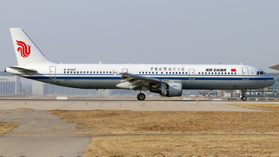B-6327 - Airbus A321-213 - Air China