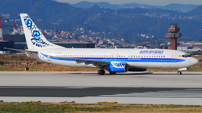 VQ-BFU - Boeing 737-883 - Moskovia Airlines