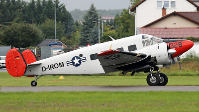 D-IROM - Beech 18 - Private