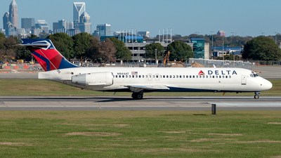 A picture of N944AT - Boeing 7172BD - Delta Air Lines - © Yan777