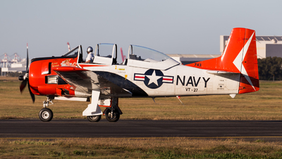 VH-RPX - North American T-28B Trojan - Private