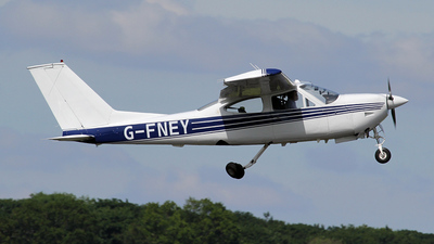 A picture of GFNEY - Cessna F177RG - [0059] - © Ian Howat