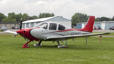 A picture of N718TL - Cirrus SR22 - [4103] - © Jeremy D. Dando