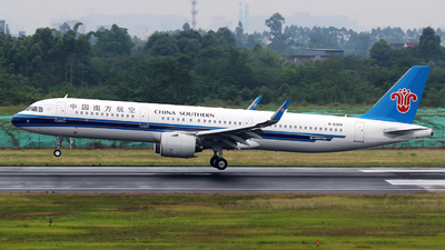 B-8368 - Airbus A321-271N - China Southern Airlines