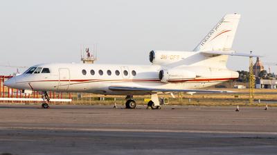 9H-DFS - Dassault Falcon 50 - Harmony Jets Malta