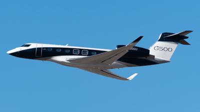 N500GU - Gulfstream G500 - Gulfstream Aerospace