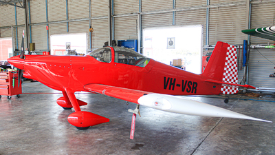 VH-VSR - Vans RV-7 - Private