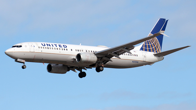 N37290 - Boeing 737-824 - United Airlines