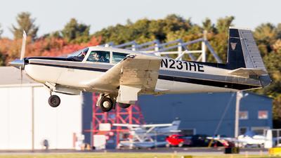 N231HE - Mooney M20K-231 - Private