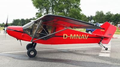 D-MNAV - Rans S-6 Coyote II - Private