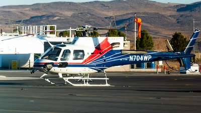 N704WP - Airbus Helicopters H125 - United States - Los Angeles Police Department (LAPD)