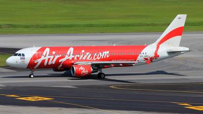 HS-ABV - Airbus A320-216 - Thai AirAsia