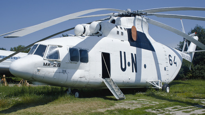64 - Mil Mi-26 Halo - United Nations (UN)