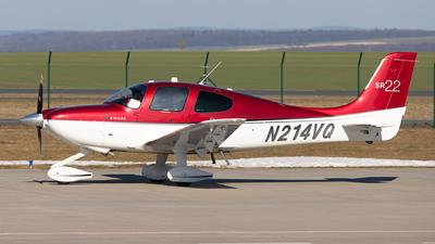 N214VQ - Cirrus SR22-GTS - Private