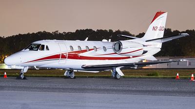 N21GD - Cessna 560XL Citation Excel - Private