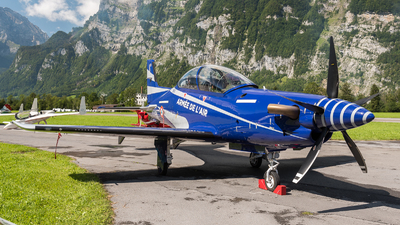 12 - Pilatus PC-21 - France - Air Force
