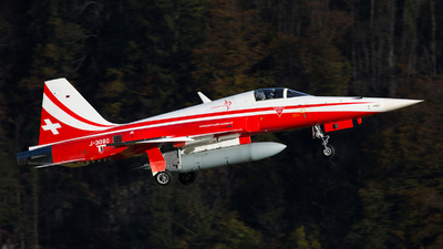 J-3080 - Northrop F-5E Tiger II - Switzerland - Air Force