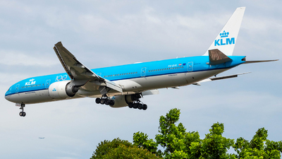 PH-BVK - Boeing 777-306ER - KLM Royal Dutch Airlines