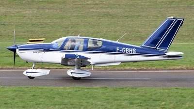 F-GBHS - Socata TB-10 Tobago - Private