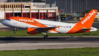 G-EZFI - Airbus A319-111 - easyJet