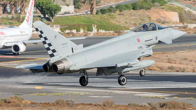 MM7330 - Eurofighter Typhoon EF2000 - Italy - Air Force