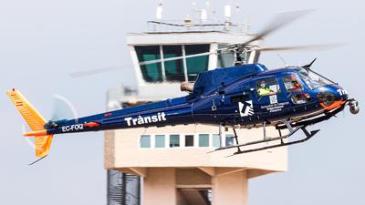 EC-FOQ - Aérospatiale AS 350B2 Ecureuil - TAF Helicopters
