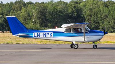LN-NPK - Cessna 172B Skyhawk - Private