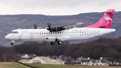 2-EATA - ATR 72-212A(600) - Silver Airways