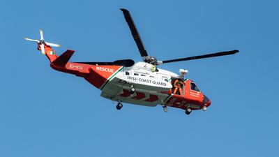 EI-ICU - Sikorsky S-92A Helibus - Ireland - Coast Guard