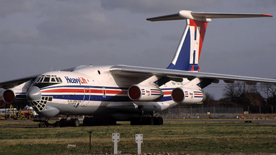RA-76758 - Ilyushin IL-76TD - HeavyLift Cargo Airlines