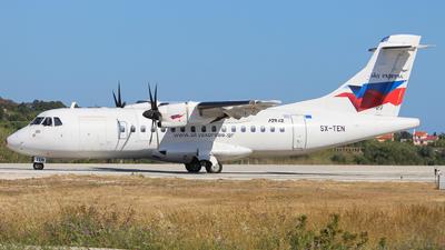 A picture of SXTEN - ATR 42500 - Sky Express - © Nick Mantzouratos
