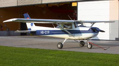 A picture of HBCYP - Cessna F152 - [1578] - © Alex