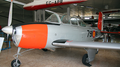 E.17-16 - Beechcraft T-34A Mentor - Spain - Air Force