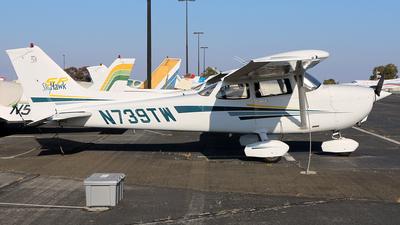 A picture of N739TW - Cessna 172S Skyhawk SP - [172S9073] - © Jeroen Stroes