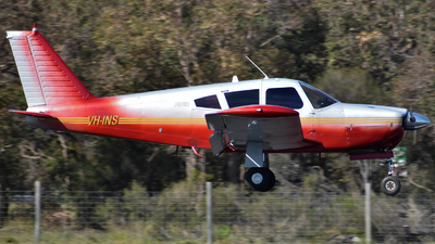 VH-INS - Piper PA-28R-180 Cherokee Arrow - Private