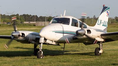 LV-JJJ - Cessna 310N - Private
