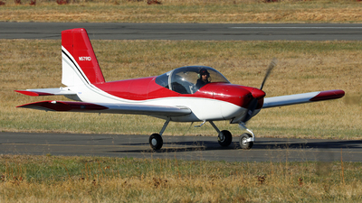 N57RD - Vans RV-12 - Private