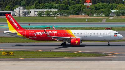 VN-A654 - Airbus A321-271N - VietJet Air
