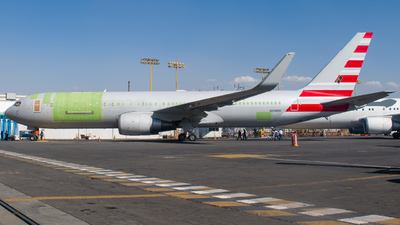 N348AN - Boeing 767-323(ER)(BDSF) - Untitled
