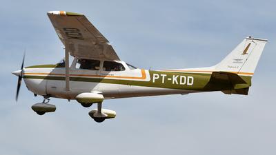 PT-KDD - Cessna 172M Skyhawk - Aero Club - Jundiaí