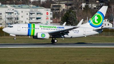 PH-XRY - Boeing 737-7K2 - Transavia Airlines