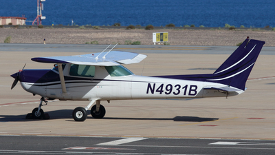 N4931B - Cessna 152 - Private