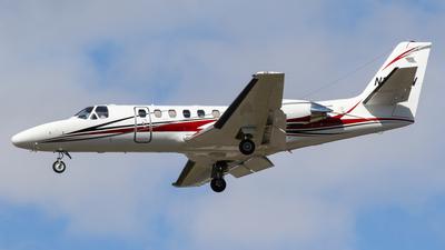 A picture of N213SW - Cessna 560 Citation Ultra - [5600363] - © C. v. Grinsven
