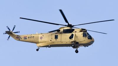733 - Westland Sea King Commando Mk.2B - Egypt - Air Force