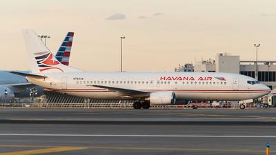 N745VA - Boeing 737-405 - Havana Air (Vision Airlines)