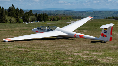 D-9526 - Schleicher ASK-21 - Private