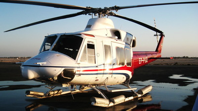EP-PGD - Bell 412 - Persian Gulf Aviation Service