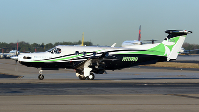 N111WG - Pilatus PC-12/45 - Boutique Air